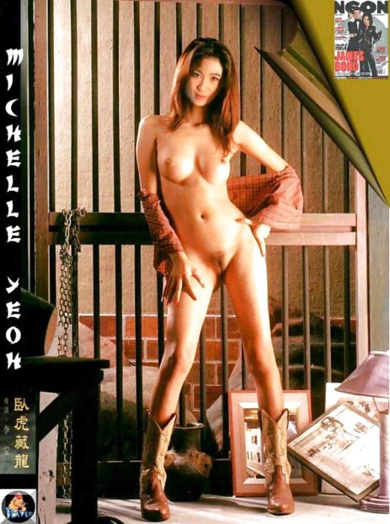 Michele Yeoh Nude